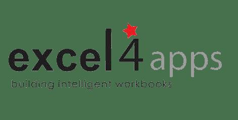 Excel4Apps Logo