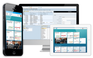SAP Fiori screens