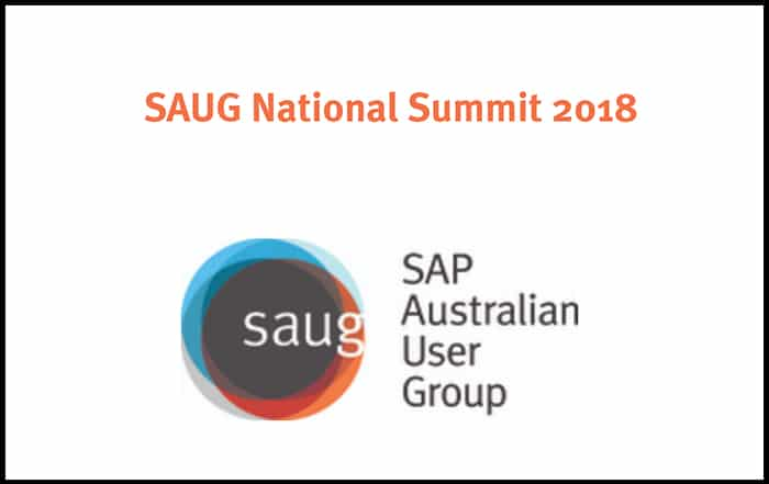 SAUG National Summit 2018