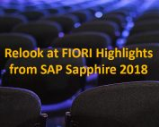 Fiori Highlights from SAP Sapphire 2018