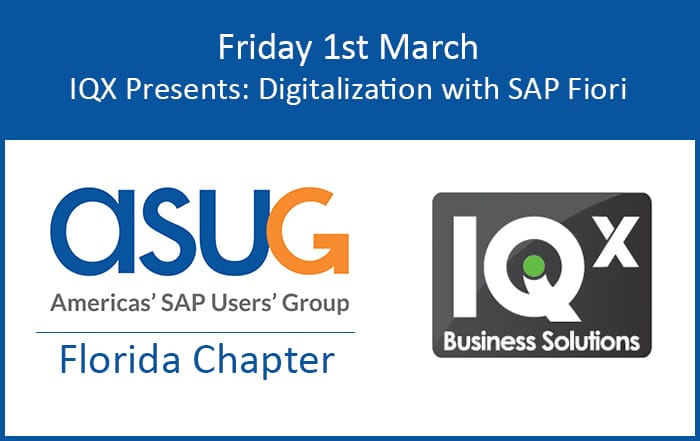 ASUG Florida Chapter Meeting