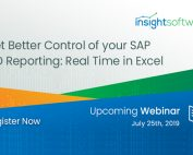 Get Better Control of your SAP CO Reporting