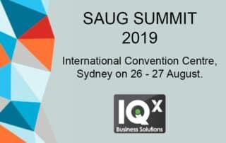 SAUG Summit 2019