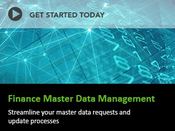 Finance Master Data Management
