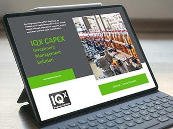 IQX CAPEX ebook